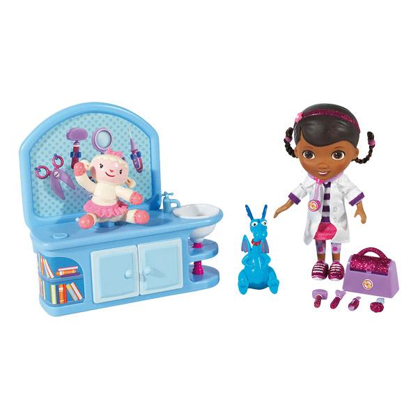 docteur la peluche jeux et jouets docteur la peluche sur king jouet. Black Bedroom Furniture Sets. Home Design Ideas