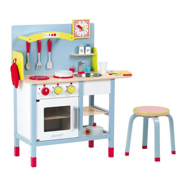 Cuisine bois janod images for Cuisine king jouet