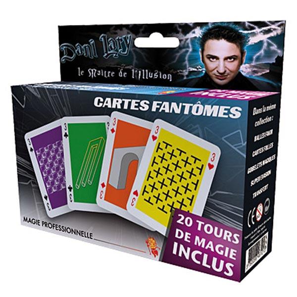 Cartes Fantômes Dani Lary