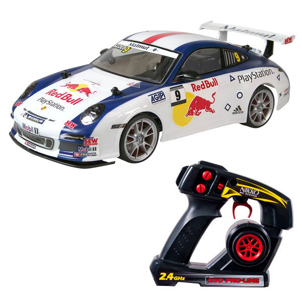 porsche 911 gt3 red bull 1 14eme petites annonces jeux jouets. Black Bedroom Furniture Sets. Home Design Ideas