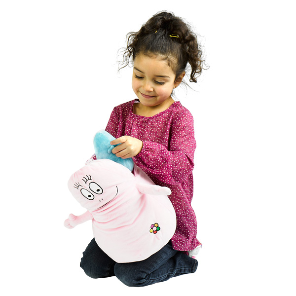 Range pyjama barbapapa 35 cm de dujardin for Zoe dujardin