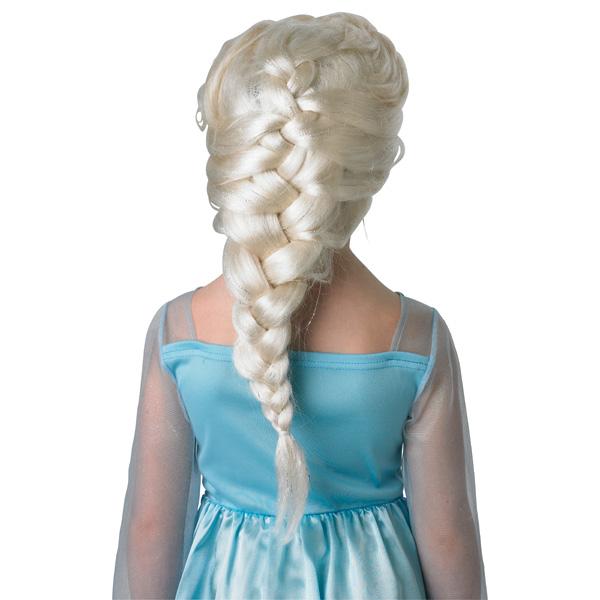 Perruque Elsa La Reine des Neiges