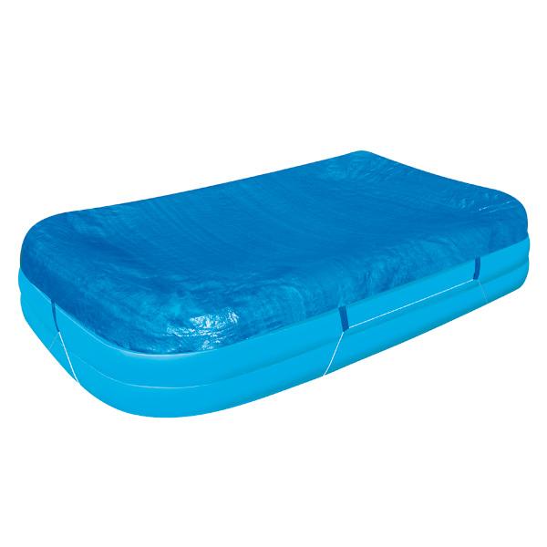 Bache piscine rectangulaire logitoys king jouet for Bache piscine rectangulaire