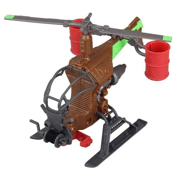 V hicule pour figurine tortues ninja 12 cm giochi king - Vehicule tortue ninja ...