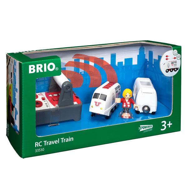 Brio 33510-Train de voyageur radiocommandé