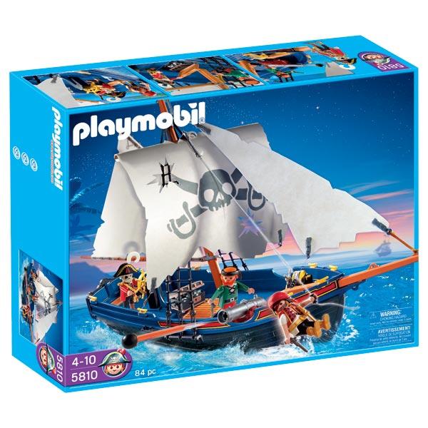 5810 bateau corsaire de playmobil - Playmobil bateau corsaire ...