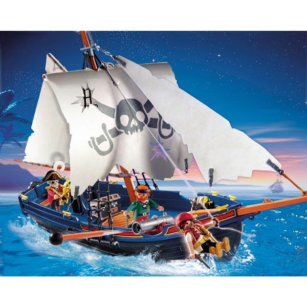 5810 bateau corsaire de playmobil - Bateau corsaire playmobil ...