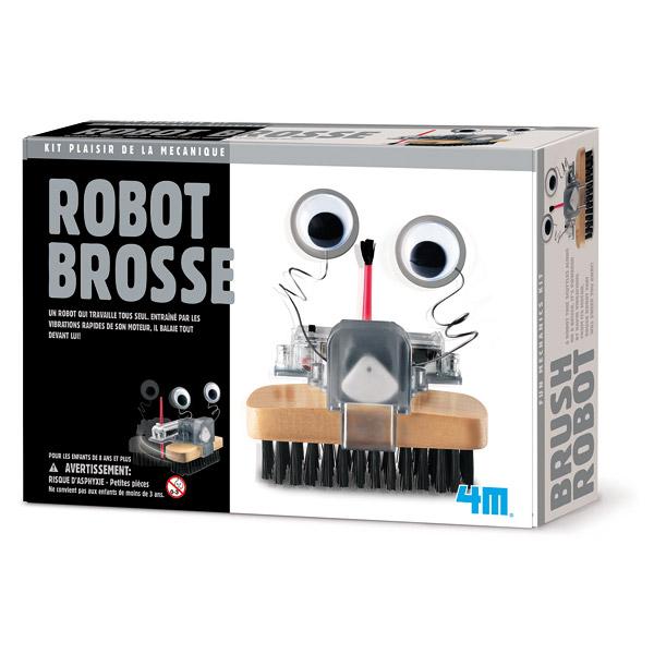 Kit Robot brosse