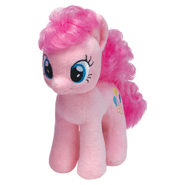 My Little Pony Peluche Pinkie Pie 30 cm de TY