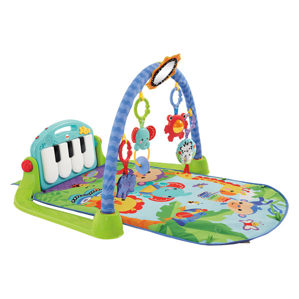 tapis piano fisher price king jouet activit s d 39 veil. Black Bedroom Furniture Sets. Home Design Ideas