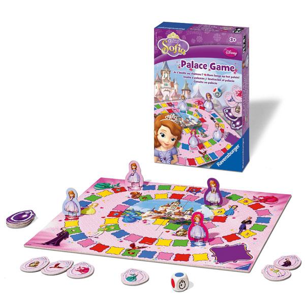 jeu princesse sofia ravensburger king jouet jeux de hasard et parcours ravensburger jeux de. Black Bedroom Furniture Sets. Home Design Ideas