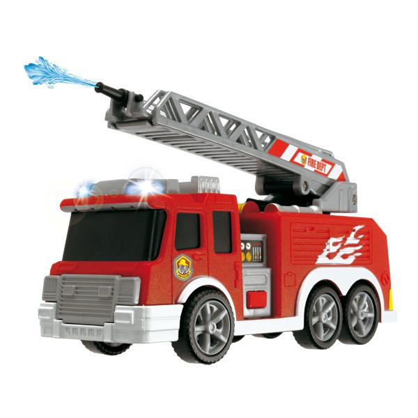 camion pompier lumi re et son logitoys king jouet les autres v hicules logitoys v hicules. Black Bedroom Furniture Sets. Home Design Ideas