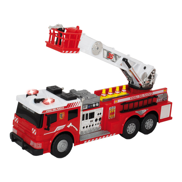 camion de pompiers filoguid motor co king jouet. Black Bedroom Furniture Sets. Home Design Ideas