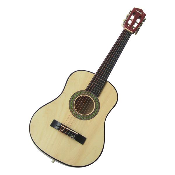 guitare bois 76 cm music star king jouet jouets musicaux music star m diath que jeux vid os. Black Bedroom Furniture Sets. Home Design Ideas