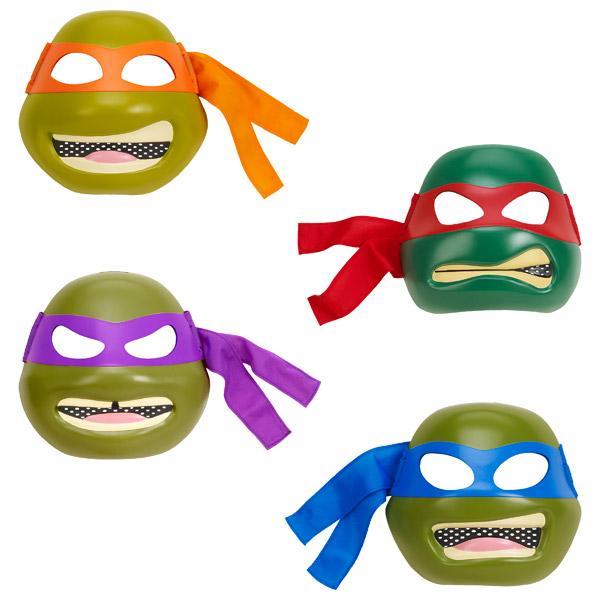 Tortue Ninja Masque Deluxe