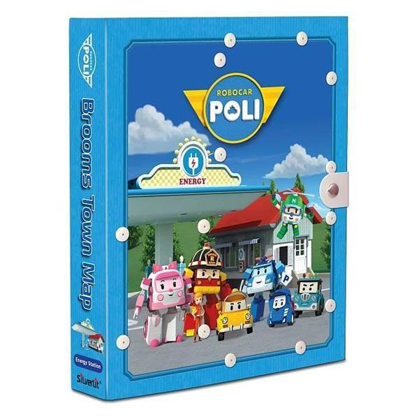 Aire de jeu station service robocar poli ouaps king jouet meccano engrenage autres ouaps - Robocar poli jeux gratuit ...