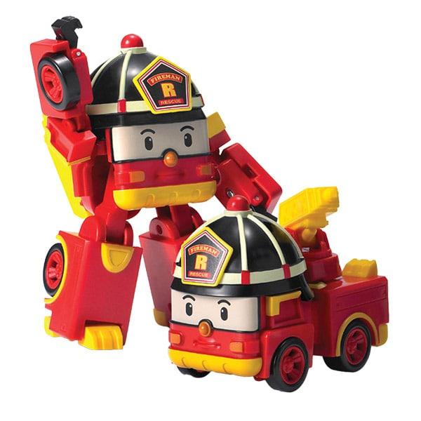 Robocar poli v hicule transformable roy de ouaps - Robocar poli pompier ...