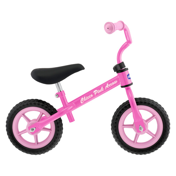Draisienne chicco rose