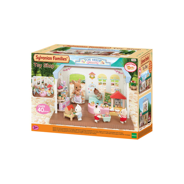 sylvanian magasin de jouets sylvanian families king jouet h ros univers sylvanian families. Black Bedroom Furniture Sets. Home Design Ideas