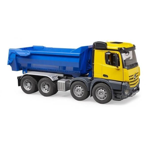 camion benne mercedes benz arocs bruder king jouet. Black Bedroom Furniture Sets. Home Design Ideas