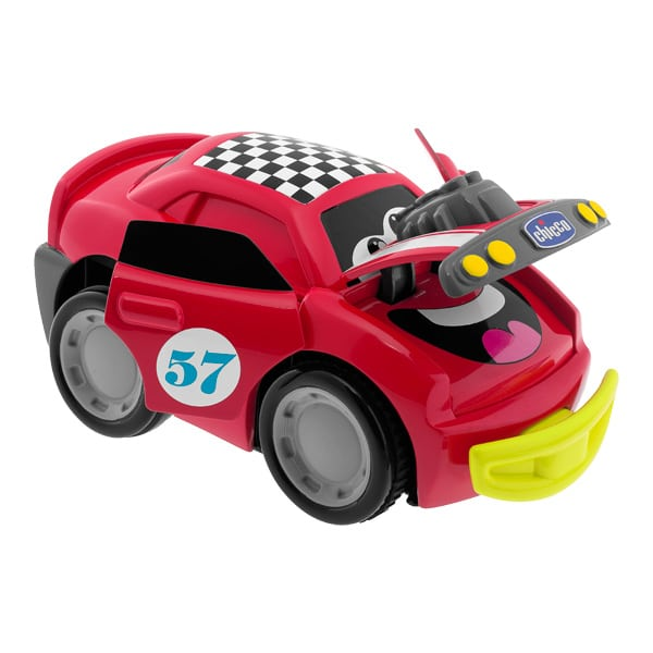 Turbo Touch Crash Rouge