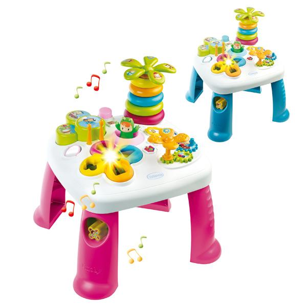 table d 39 activit s cotoons smoby king jouet activit s d 39 veil smoby jeux d 39 veil. Black Bedroom Furniture Sets. Home Design Ideas