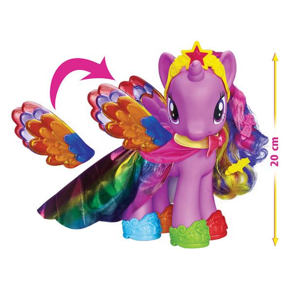 My Little Pony Mode Arc-en-Ciel 20 cm de Hasbro