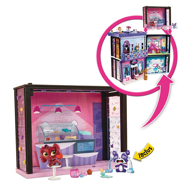 Mini Bar Petshop Style Sets de Hasbro