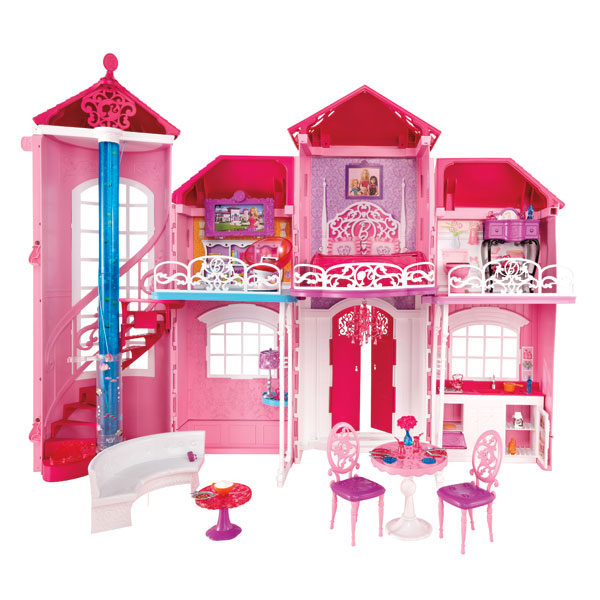 Maison barbie king jouet