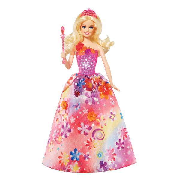 Barbie princesse magique alexa de mattel - Barbie sirene magique ...