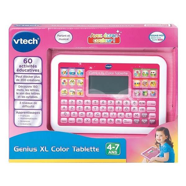 Genius xl color tablette rose