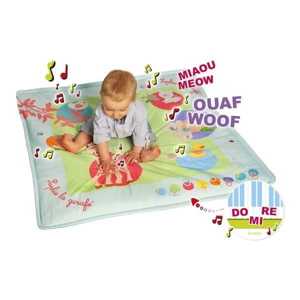 tapis touch play sophie la girafe vulli king jouet tapis d 39 veil vulli jeux d 39 veil. Black Bedroom Furniture Sets. Home Design Ideas