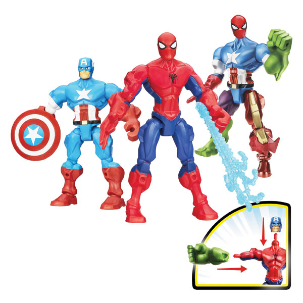 Sku Père Spiderman Vehicule + Figurine  Achat / Vente figurine  personnage