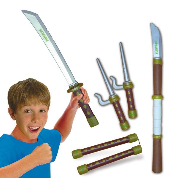 arme de combat tortues ninja