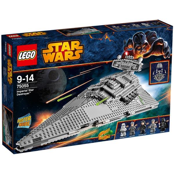 75055 imperial star destroyer lego king jouet lego. Black Bedroom Furniture Sets. Home Design Ideas