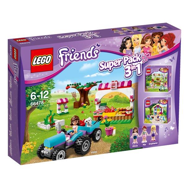 Lego friends gamme lego fille king jouet - Jeux lego friends gratuit ...