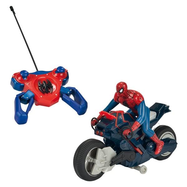 Spiderman jeux moto - Spider man moto ...
