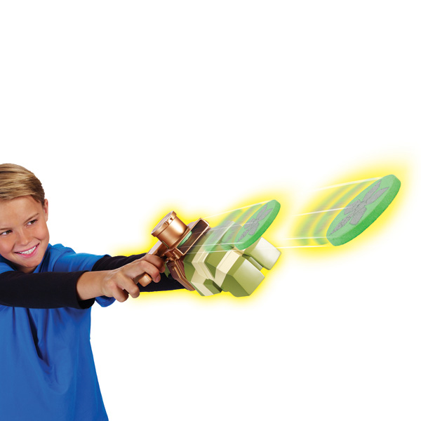 Tortues Ninja Lance Projectiles