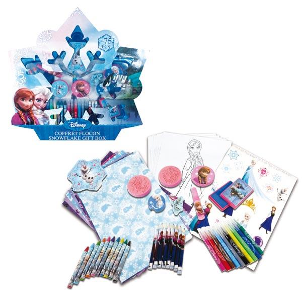 Coffret flocon la reine des neiges d 39 arpeje king jouet dessin et peinture d 39 arpeje jeux - Tout les jeux de la reine des neiges gratuit ...