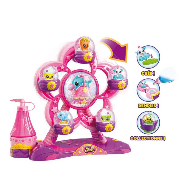 la roue f erique glitzi giochi king jouet perles bijoux parfums autres giochi jeux cr atifs. Black Bedroom Furniture Sets. Home Design Ideas