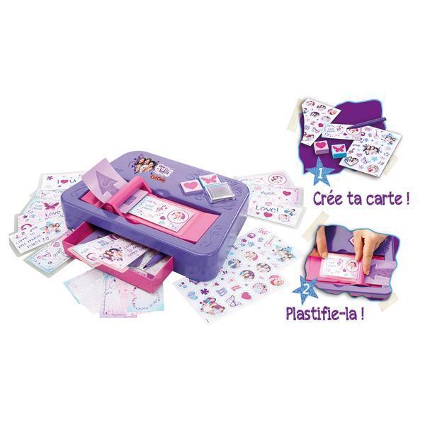 Violetta jeux et jouets violetta sur king jouet tattoo - Jeux gratuits de violetta ...