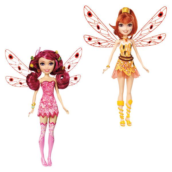 Poupée Mia Yuko de Mattel