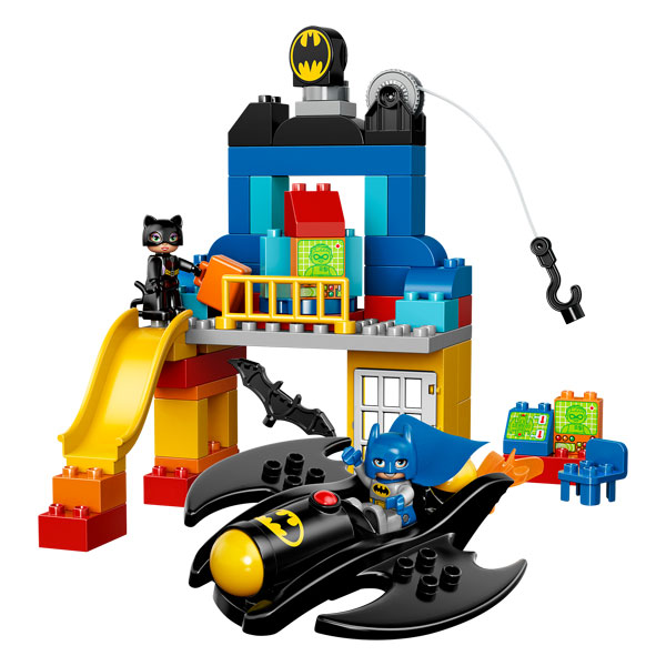 Lego Batman Et Cat Woman  Ans