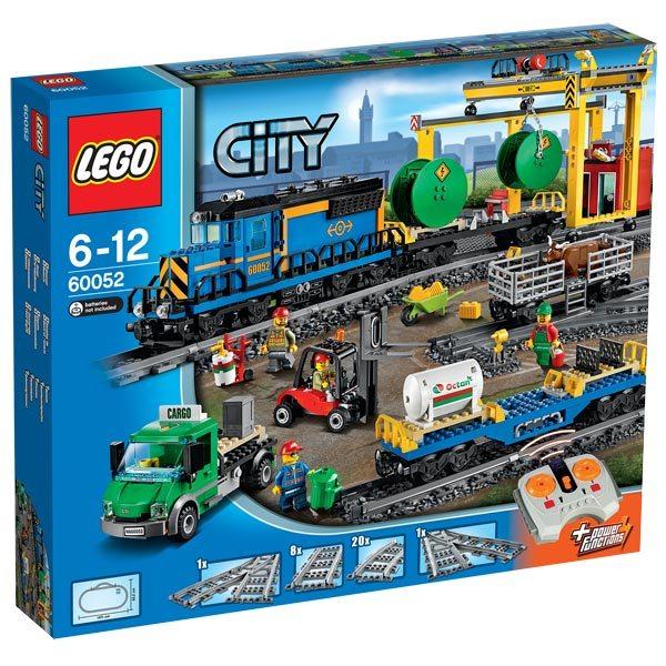 60052 lego city train de marchandises lego king jouet lego planchettes autres lego jeux. Black Bedroom Furniture Sets. Home Design Ideas