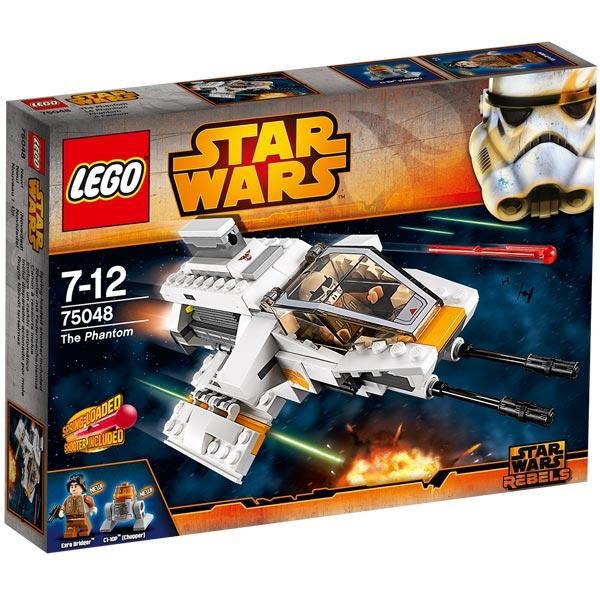 75048-Vaisseau le Fantôme de LEGO