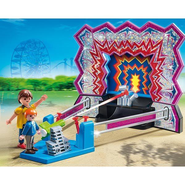 5547-Stand de Chamboule-tout - Playmobil