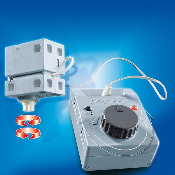 5556-Moteur à bascule commandé - Playmobil