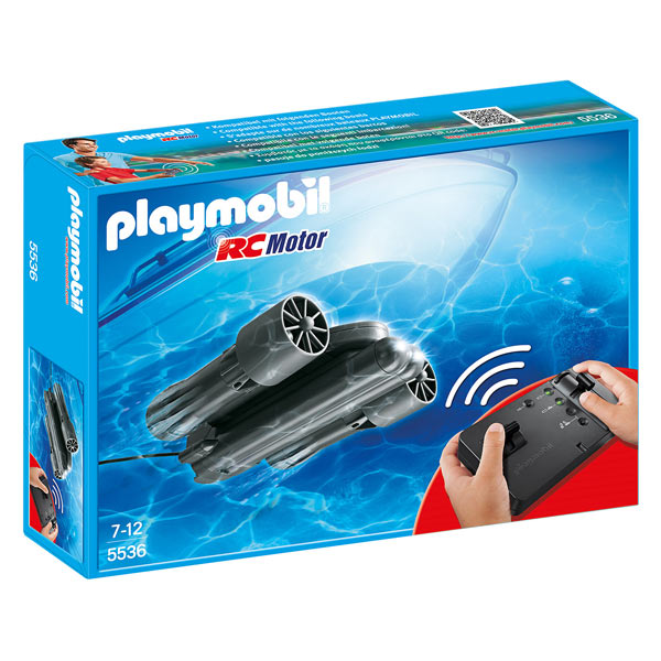 5536 moteur submersible radiocommand playmobil family. Black Bedroom Furniture Sets. Home Design Ideas