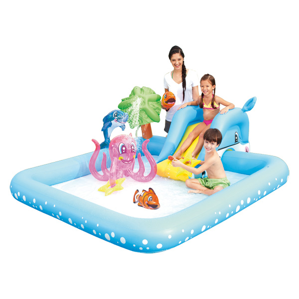 piscine gonflable king jouet