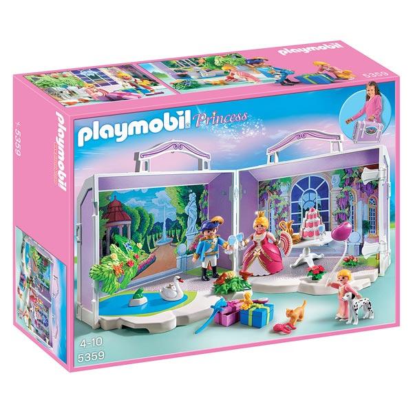 Playmobil pour filles de 6 ans 8 ans king jouet for Playmobil cuisine 5329